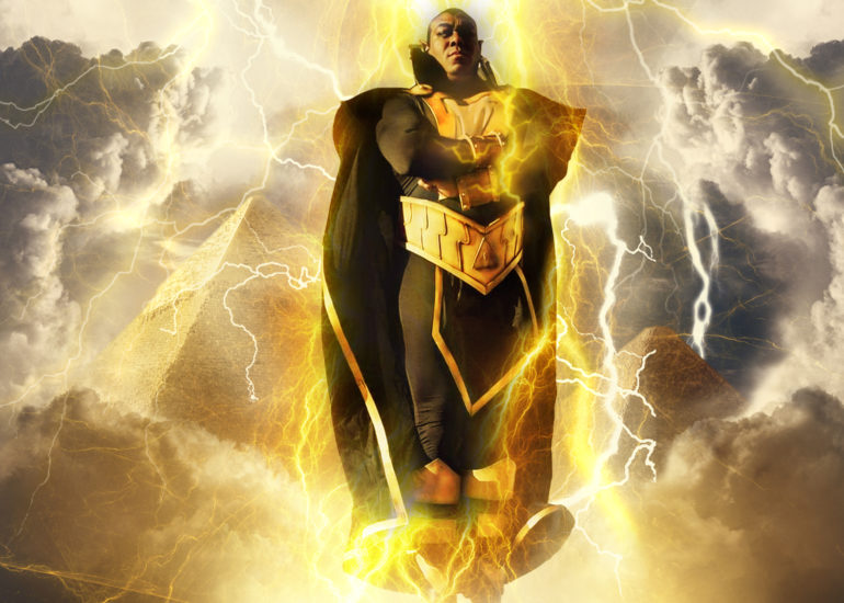 Black Adam - Champion of Shazam